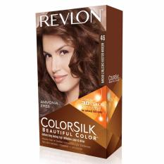 Jual Revlon Colorsilk Hair Color Medium Golden Chestnut Brown Online