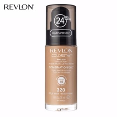 Revlon Colorstay 24 Hours Foundation For Combination/oily Skin - 320 True Beige