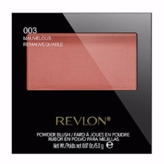 revlon powder blush 003 mauvelous