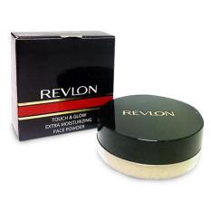 Revlon Touch & Glow Extra Moisturizing Face Powder No 55 Cream Beige - 24Gram