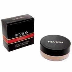 Revlon Touch & Glow Extra Moisturizing Face Powder No.38 Creamy Ivory -24gram