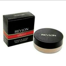 Revlon Touch & Glow Face Powder 43Gr (Besar)