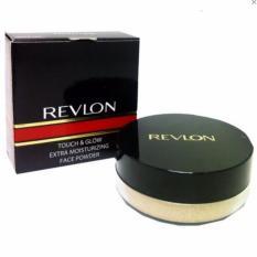 Revlon Touch & Glow Moisturizing Face Powder 24gr Bedak Tabur [69 Soft Beige]