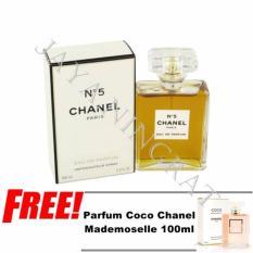 Harga Ricko Jaya Canel No 5 Parfum Edp Wanita 100Ml Free Cco Canel Mademosele Parfum Edp Wanita 100Ml Satu Set