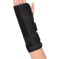 Ulasan Tentang Tangan Kanan Hitam Wrist Brace Support Splint Hitam S Intl