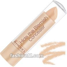 Spesifikasi Rimmel Hide The Blemish Concealer Ivory Merk Rimmel