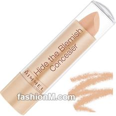 Promo Rimmel Hide The Blemish Concealer Soft Honey Rimmel