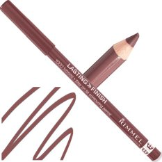 Ulasan Rimmel Lasting Finish 1000 Kisses Lip Liner Mauve Shimmer 009