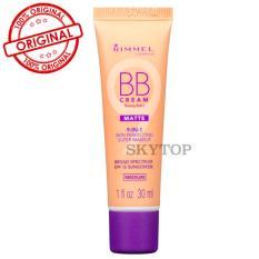 Rimmel London Bb Cream Matte Spf 15 Medium Terbaru