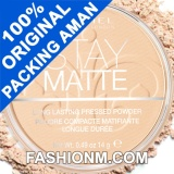 Jual Rimmel London Stay Matte Pressed Powder Buff Beige 012 Branded
