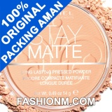 Beli Rimmel London Stay Matte Pressed Powder Creamy Beige 018 Online Murah