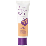 Harga Rimmel Stay Matte Foundation Original True Beige Terbaru