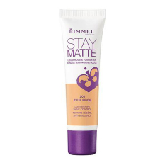 Toko Ready Stock Rimmel Stay Matte Foundation True Beige Terlengkap