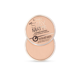 Situs Review Ready Stock Rimmel Stay Matte Powder 018 Creamy Beige