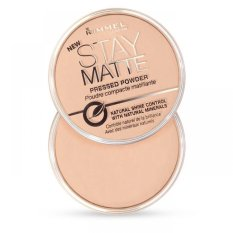 Review Tentang Rimmel Stay Matte Pressed Powder Transparant
