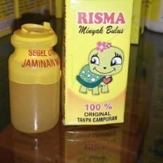 Kulit Mulus Dengan RISMA Orginal Minyak Bu--Lus Penghilang Jerawat dan Flek  / Minyak Urut Multiguna