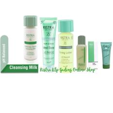 Toko Ristra Acne Series Cleansng Milk Beauty Med Soap Toning Lotion Acne Cream Acne Lotion Terdekat