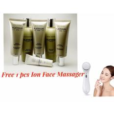 Ristra Platinum Complete Skin Care with Ion Face Massager (setrika wajah)