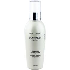 Ulasan Mengenai Ristra Platinum Essential Purifying Lotion 200Ml