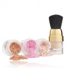 Toko Rivera Face Shimmering Powder Set 4In1 Lengkap