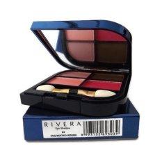Rivera Shinning Eyeshadow - Enchanted Rossie 04