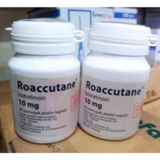Jual Roaccutane Isotretinoin 10 Mg Obat Jerawat Ori
