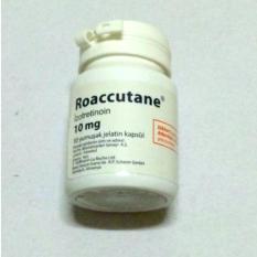 Jual Roaccutane® Izotretinoin 10 Mg 30 Kapsul Roaccutane Branded