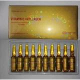 Beli Rodotex Gold Vitamin C Collagen 100 Original Baru