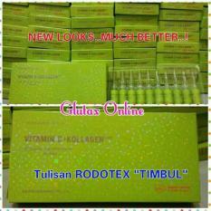 Harga Rodotex Hijau Vitamin C Collagen Dan Spesifikasinya