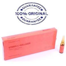 Rodotex Nano Vitamin C + Kollagen Merah Asli Import Germany Original 100%