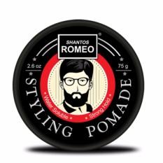 Romeo Shantos Hair Styling Pomade Paket 12pcs