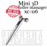 Diskon Besarromusha 3D Roller Massager Xc 116 Alat Pijat Muka Wajah Badan