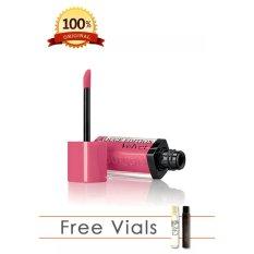 Spesifikasi Rouge Edition Velvet T11 So Hap Pink Merk Bourjois