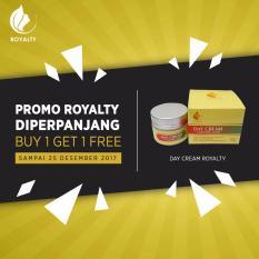 Royalty Cosmetic Day Cream Cream Pemutih Wajah Yang Bagus Dan Aman 100% Original Product Dan Halal Mencerahkan Wajah Dan Menghilangkan Flek Hitam