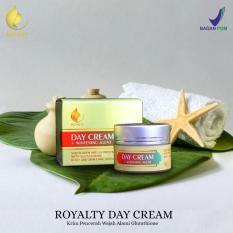 Royalty Cosmetic Day Cream Whitening Pemutih Wajah Untuk Mencerahkan Wajah dan Menghaluskan Kulit Wajah Secara Alami Kualitas Bagus Dan Aman Bpom Day Cream