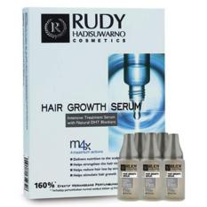 Jual Rudy Hadisuwarno Hair Growth Serum Penumbuh Rambut 6 Pcs 9Ml Antik