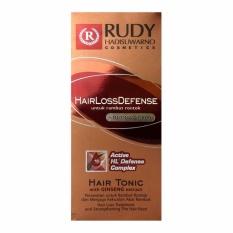 Spesifikasi Rudy Hadisuwarno Hair Loss Defense Hair Tonic With Ginseng 225Ml Terbaik