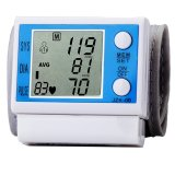 Promo Rycom Wrist Digital Blood Pressure Monitor Tekanan Darah Digital Murah
