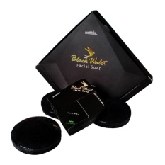 Jual Sabun Black Walet Pembersih Wajah Alami 1 Paket Isi 3 Pcs Di Sulawesi Selatan