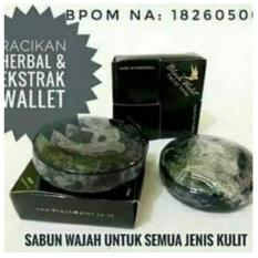 Top 10 Sabun Black Wallet Black Walet F*c**l Soap Online
