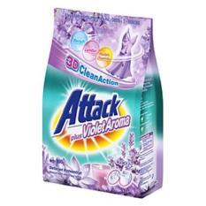 Sabun Cuci Attack Plus Violet Aroma 800Gr 1 Box