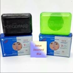 Sabun Deoonard Blue Original Whitening - Sabun Deoonard Hitam 100grIDR28999. Rp 29.900