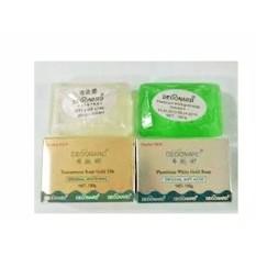Sabun Deoonard Sabun Wajah Gold And Silver / Deonard Soap By Gemerlap Kosmetik.