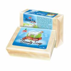 Review Pada Sabun Goat S Milk Ainie 70Gr 12Pcs