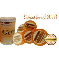 Saung Herbal Sabun Gove 5 pcs (1 tabung )