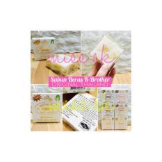 Sabun Susu Beras Kbrother Rice Milk Thailand