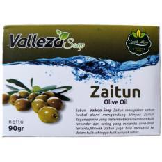 Sabun Zaitun Valleza  Olive Oil Soap - 90gr
