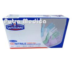 Toko Safeguard Handscoon Sarung Tangan Nitril M Ungu Terlengkap Di Jawa Timur