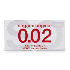 Jual Sagami Original Non Latex Condom 02 12 Pcs