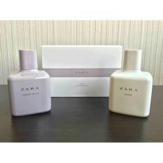 Beli Sale Parfume Branded Barang Hadiah Original Zara Femme And Twilight Mauve Oem Asli